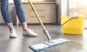 sweeping and cleaning services